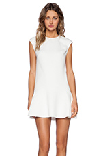 Anchor Dress in Ivory