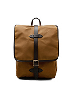 Tin Cloth Backpack in Tan