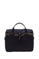 Twill & Tweed Original Briefcase in Navy