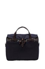 Twill & Tweed Original Briefcase in Navy