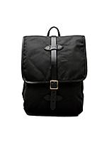 Tin Cloth Backpack in Black