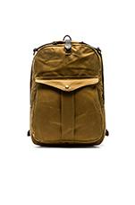 Journeyman Backpack in Tan