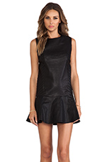 Retrograde Dress in Black