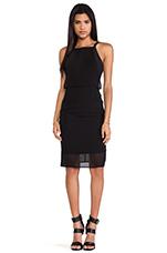 New Start Dress in Black