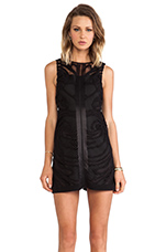 We Are Nowhere Dress in Black