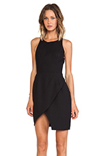 On and On Dress in Black