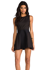Lone Ranger Dress in Black