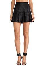 Retrograde Skirt in Black