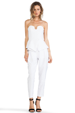 Rainfall Jumpsuit in Ivory