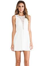 Lulu Dress in Off White