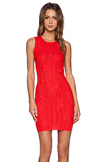 Forget Me Not Dress in Red