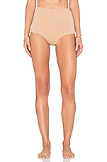 Sweetheart High Waisted Panty in Nude