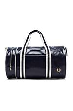 Classic Barrel Bag in Navy