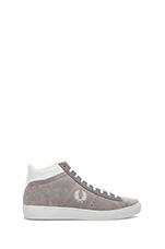 Spencer Mid Sneaker in Cloudburst/ White
