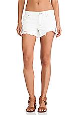 Sharkbite Shorts in Polar White