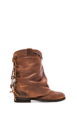 Wayland Boot in Tan