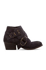 Tortuga Ankle Boot in Black