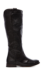 Paige Tall Riding Boot in Black