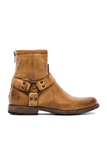 Phillip Harness Boot in Camel