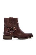 Smith Harness Short Boot in Brown