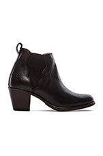 Jackie Gore Bootie in Black