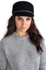 Bettina Hat in Black
