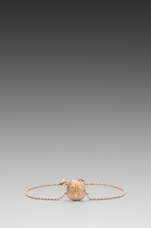 Sirena Bracelet in Rose Gold
