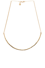 Taner Collar Necklace in Gold