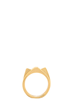 Aria Ring Set in Gold