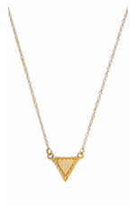 Bali Necklace in Gold