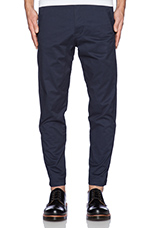 Bronson Tapered Chino in Saru Blue