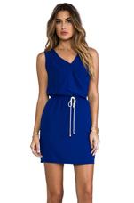 Carly Dress in Cobalt Blue