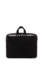 Briefcase in Black