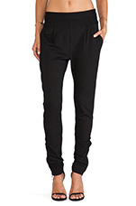 Coty Pant in Black