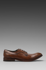 Gould Leather Oxford in Tan