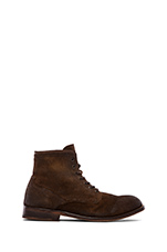Railton in Brown Suede