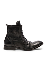 Swathmore Boot in Black