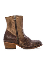 Riley Boot in Calf Taupe