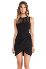 Arla Dress in Black