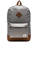 Heritage Backpack in Grey