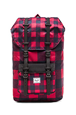 Little America Backpack in Buffalo Plaid
