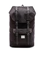 Little America Backpack in Black