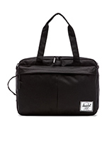 Bowen Duffle in Black