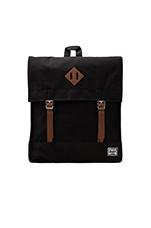 Survey Backpack in Black