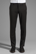 The Finest Trouser in Paint it Black