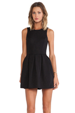 Eye Candy Dress in Black
