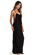 Robin Maxi Dress in Black