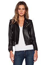 Zerignola Jacket in Black