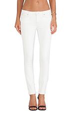Liya Ajuste Skinny in White