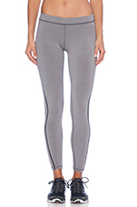 Spiral Seam Yoga Pant in Olympic